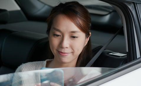 Korean teen girl