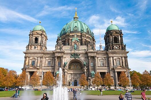 Berlin Germany monument