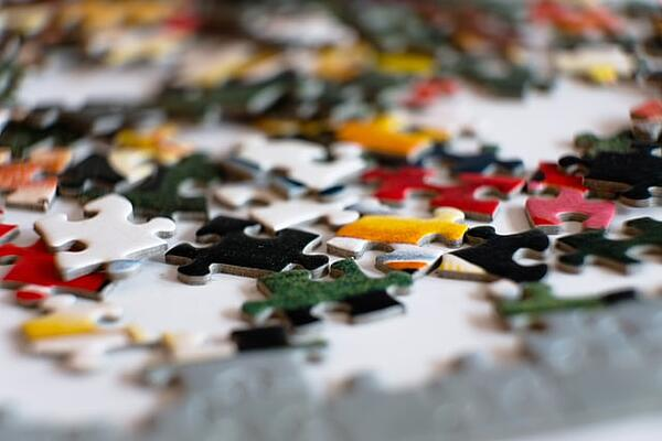 jigsaw puzzle as a metaphor for intercultural sharing and learning for example cross-cultural gratitude